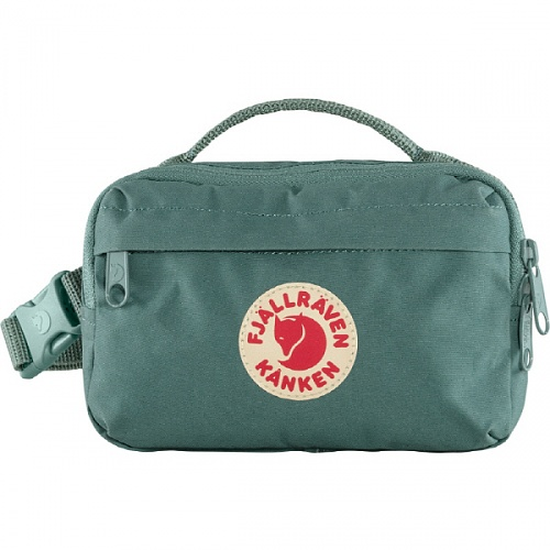 피엘라벤 칸켄 힙 팩 Kanken Hip Pack (23796) - Frost Green